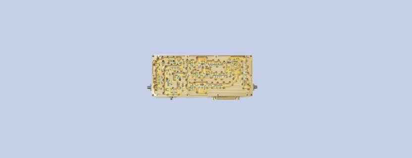 ACM2052 Integrated Microwave Assemblie by KRATOS General Microwave