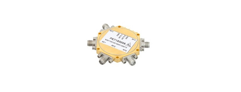 PE71S5006 RF Switch by Pasternack Enterprises Inc