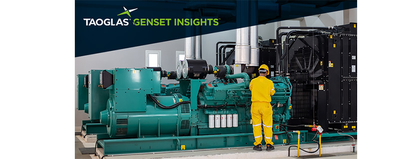Taoglas Launches IoT Enabled Genset Monitoring Solution for Next Generation Remote Generator Management