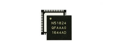 nRF51824 Wireless SoC by Nordic Semiconductor