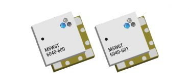 RFuW Engineering Announces the Release of the MSW6T-6040-600 (Common Cathode) and MSW6T-6040-601 (Common Anode) High Power SP6T (+58 dBm)