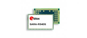 u‑blox extends reach of secure LTE-M, NB-IoT module with 400MHz support