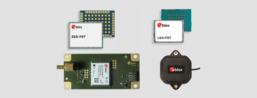 u-blox Introduces Timing Solutions Based on L1 and L5 GNSS Signals