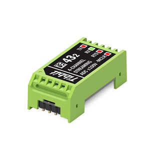 Tibbit #43-2 — Four-Channel Streaming ADC With a ±200V Range