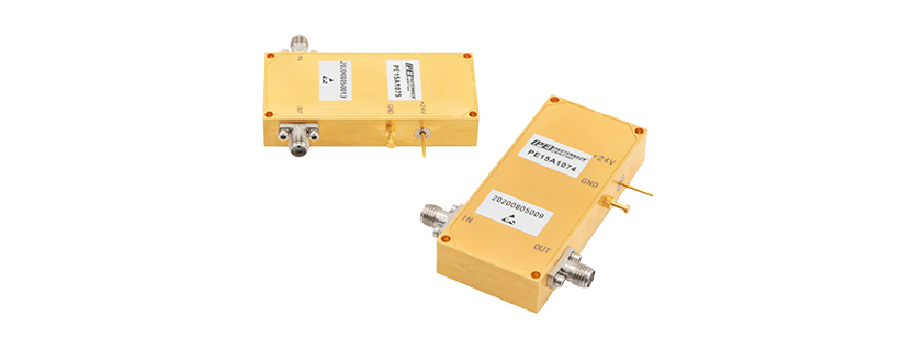 Pasternack Debuts New Input Protected Low Noise Amplifiers.