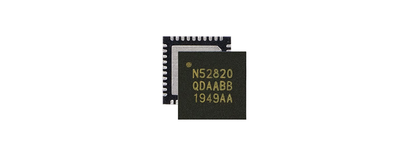 nRF52820 Wireless SoC by Nordic Semiconductor