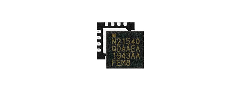 nRF5340 Wireless SoC by Nordic Semiconductor
