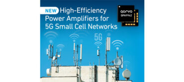 Qorvo® Introduces Family of High-Efficiency Power Amplifiers for 5G Small Cell Networks NEWSROOM News Media Contacts Media Resources Newsletters Events and Trade Shows NEWSROOM MENU QPA9942 Download full size image