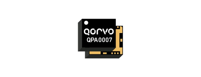 Qorvo® Advances Radar Architecture with Reconfigurable Dual-band GaN Power Amplifier MMICs
