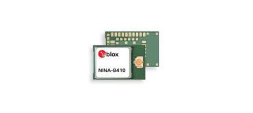 NINA-B41 series RF Module by u-blox AG
