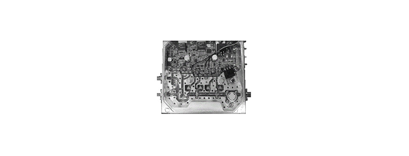 SGN-X4-50 SATCOM Amplifier System by KRATOS General Microwave