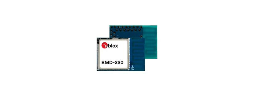 BMD-330 RF Module by u-blox AG via everything RF