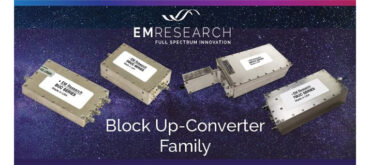 EM Research BUC Family: Extensive Frequency Conversion Options