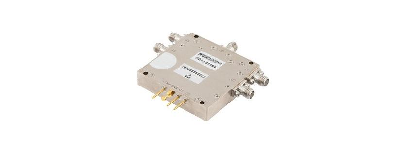 PE71S1104 RF Switch by Pasternack Enterprises Inc