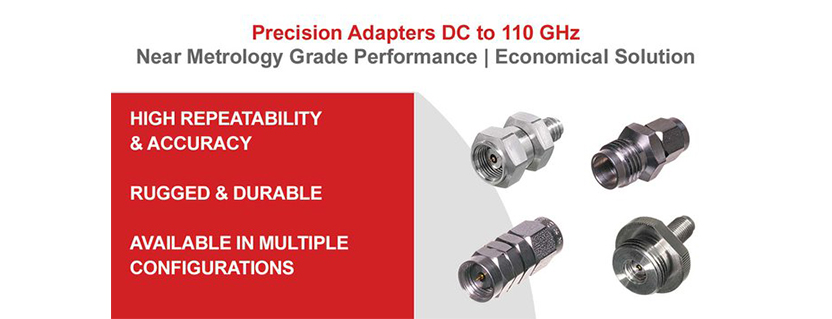 Precision Adapters | Achieve Near Metrology Grade Performance for Less